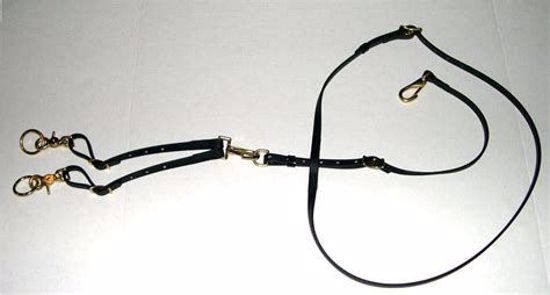 Picture of Running Martingale with Removable Fork