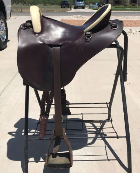 Picture of Post your Saddle here!