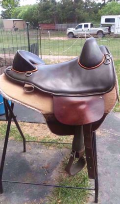 Picture of Genuine Bob Marshall Saddle, SOLD!