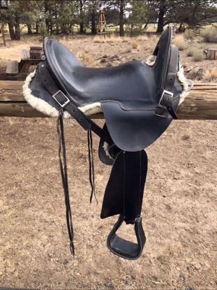 Picture of Classic Stonewall Endurance Saddle  SOLD!